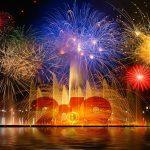 HAPPY NEW YEAR!!海外は新年をどう祝うの??